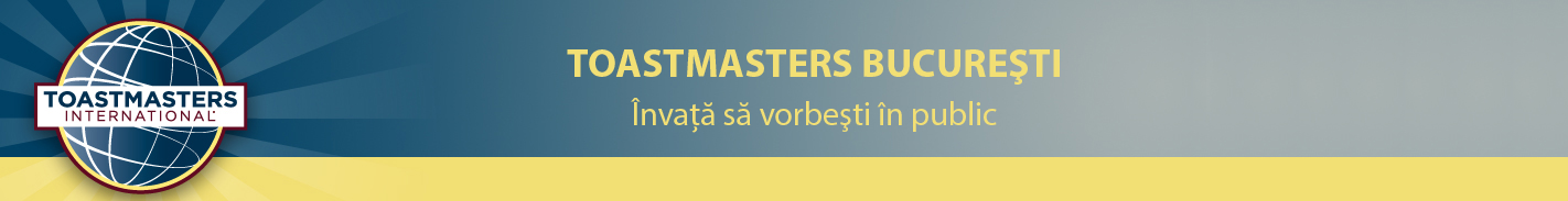 Toastmasters Bucuresti